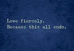 fiercely