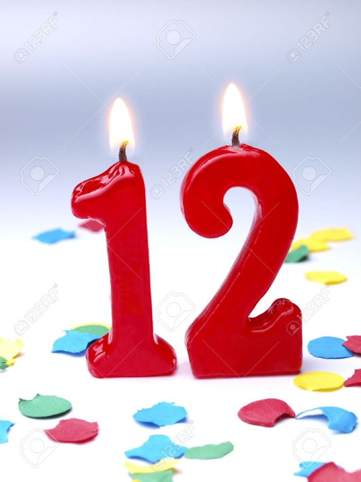 15643811-birthday-candles-showing-no-12
